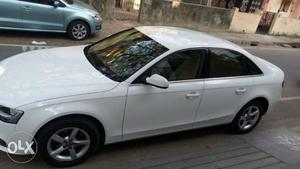 Single owner Audi A4
