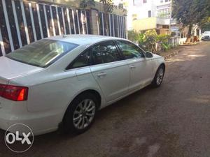 Audi Car A6 for sale at Chennai. Model Price 21lacks, Single