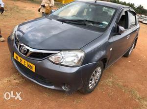 Toyota Etios diesel  Kms  year