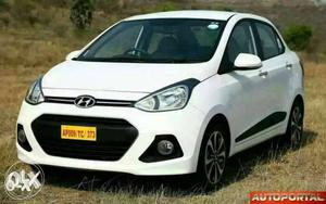 Hyundai Xcent diesel 1 Kms  year