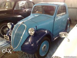 Fiat Topolino Convertible car For sale