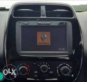 Renault Kwid media navigation stereo set for sale