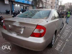 Toyota Camry cng  Kms  year