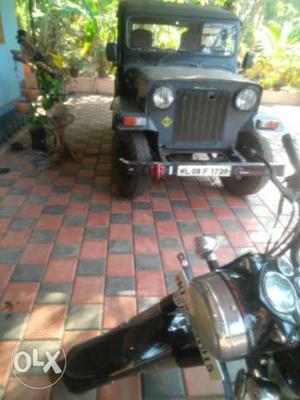 Mahindra Jeep 4x year