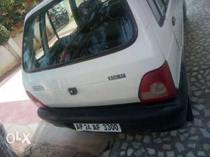 Maruti Suzuki Esteem petrol  Kms