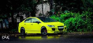 Honda Civic petrol  Kms