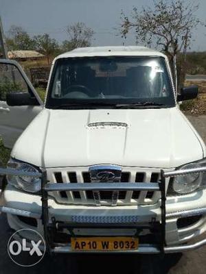 Mahindra Scorpio M2DI EX diesel  Kms