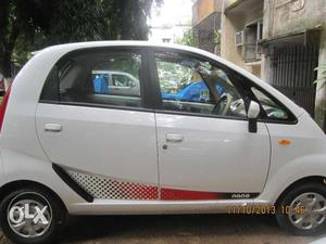 Nano extremely in good condition insurance paid upto()
