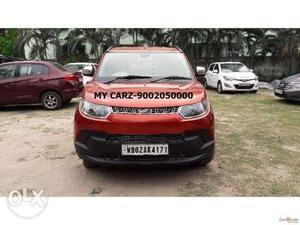 Mahindra Kuv 100 D75 K4 Plus, , Diesel