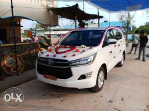 Toyota Innova diesel not for sale for hire only