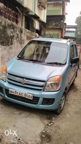 Wagon R LXI car for sale in Dombivli.