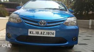 Toyota Etios Liva diesel  Kms  year