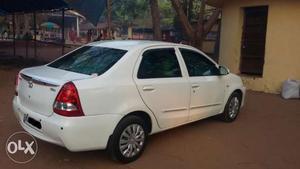 Etios diesel low kilometer run company service Kerala