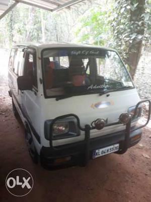 Maruti Suzuki Omni petrol  Kms