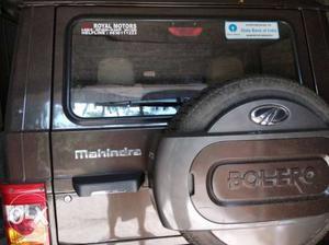 Mahindra Bolero diesel 14 Kms  year