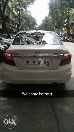 Honda Amaze petrol  Kms Facelifted