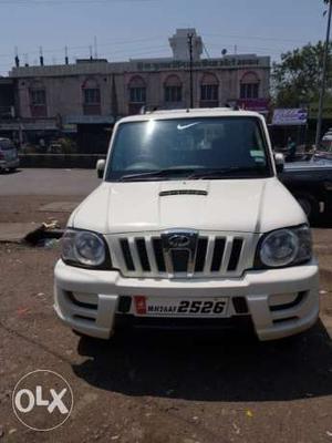 Mahindra Scorpio diesel 120 Kms  year