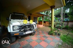 Maruti Gypsy  Kerala King 1.3 MPFI