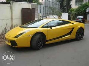Lamborghini Gallardo Lp  model