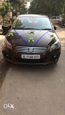 Maruti Suzuki Ciaz petrol  Kms  year. UP16 vip