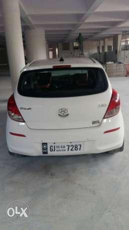 Hyundai I20 cng  Kms