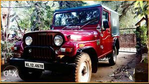 Mahindra MM540 Jeep