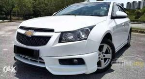 Chevrolet Cruze diesel  Kms  year