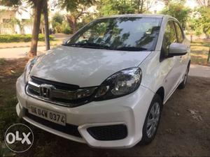 Honda Amaze petrol  Kms
