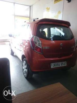 Unused stepny Alto k10 VXI petrol  Kms  year