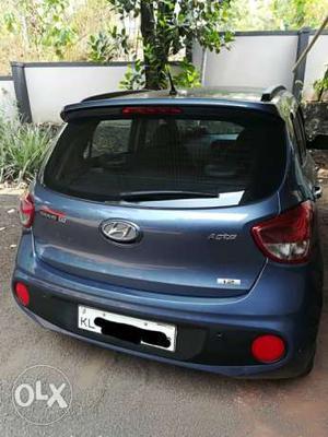 Hyundai Grand I10 ASTA petrol  Kms