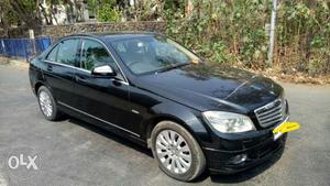 Mercedes benz black color auto diesel