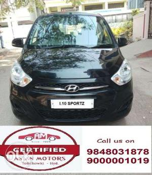Hyundai I10 Sportz 1.2 At Kappa, Petrol