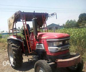 Mahindra 555 ARJUN Tractor  year