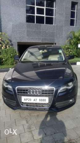 For Sale- Audi A4 2.0 TDI Multitronic BSI -  Model