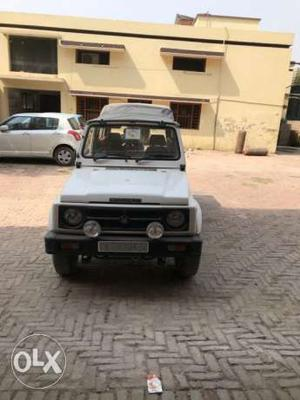 Maruti Suzuki Gypsy king petrol  Kms  year