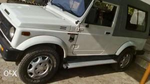Maruti Suzuki Gypsy King Ht Bs-iii, , Cng