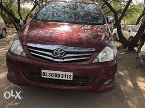 Toyota Innova 2.5 Vx 7 Str Bs-iv, , Diesel