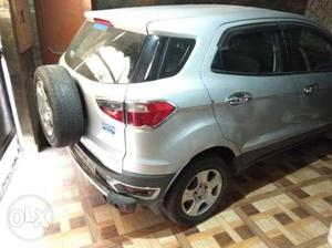 Compact SUV Ford Ecosport diesel