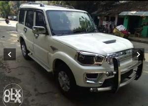 Mahindra Scorpio diesel 01 Kms