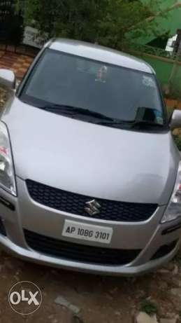 Maruti Suzuki Swift diesel  Kms