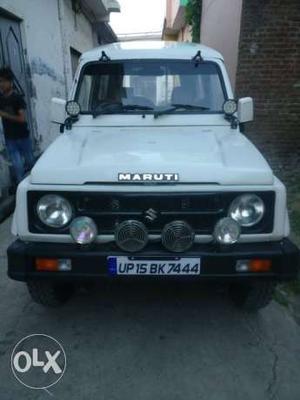 Maruti Suzuki Gypsy diesel 80 Kms