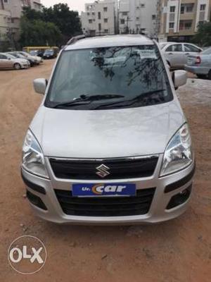 Maruti Suzuki Wagon R Wagonr R Vxi + Amt, , Petrol