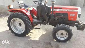 Mitsubishi mini tractor 27 hp Others diesel 390 Kms