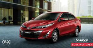 Toyota Yaris The One Sedan That's Just Perfect