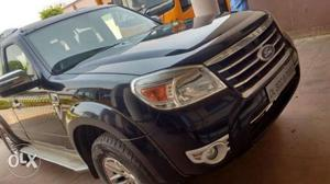 Ford Endeavour diesel Automatic 4X4 3.0L  Kms