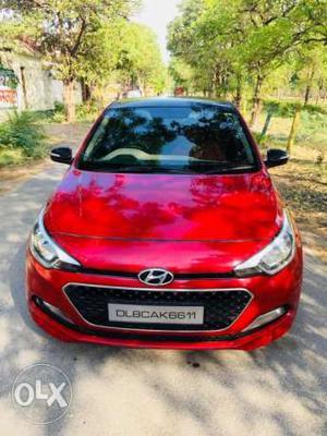Hyundai I20 sportz diesel  Kms  year