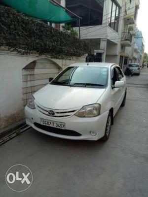 Toyota Etios diesel  Kms