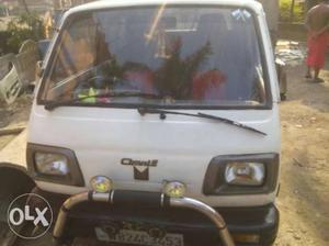 Maruti Suzuki Omni petrol, year & Hero Honda bike combo
