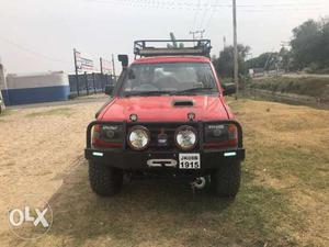 Pajero Fully Modified Offroader