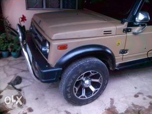 modified maruti gypsy king pune   Cozot Cars